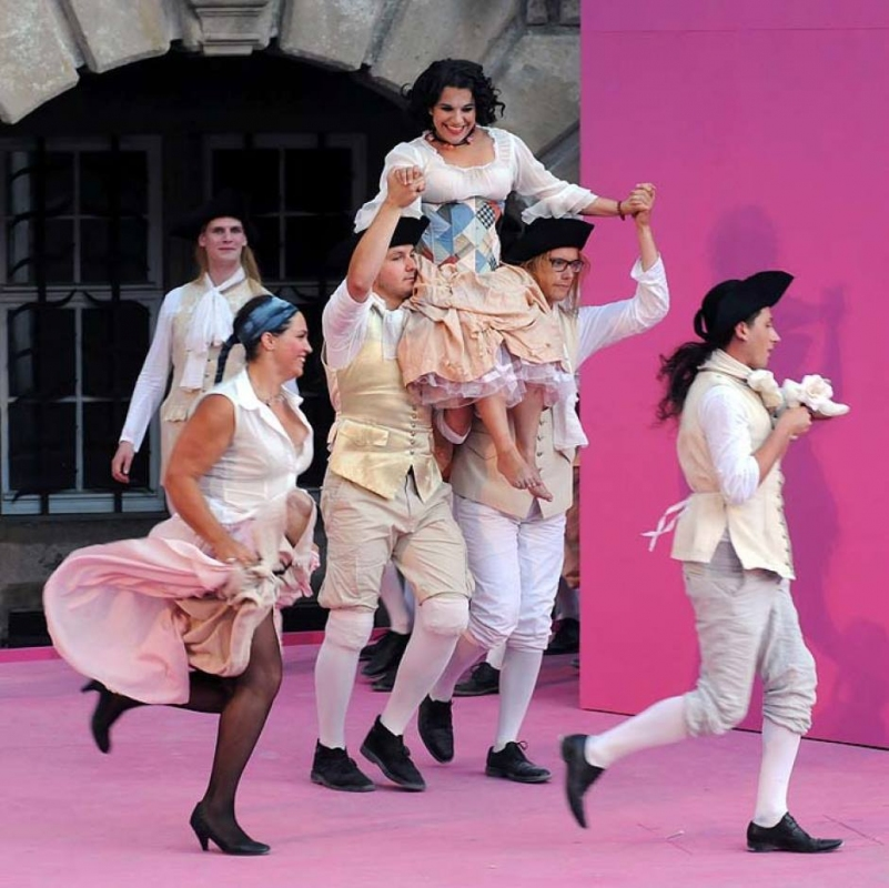 Zerlina in Don Giovanni, Germany 2013